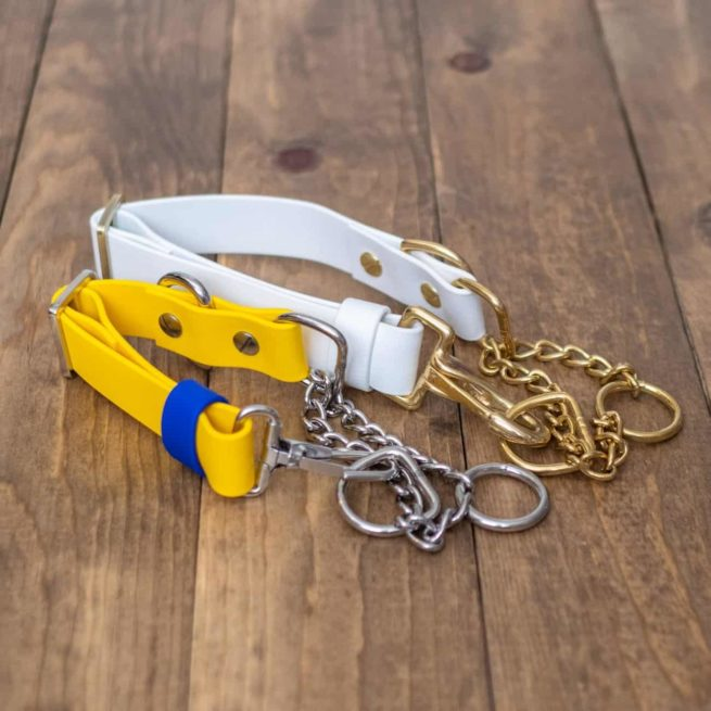 Easy on Off Clasp Martingale