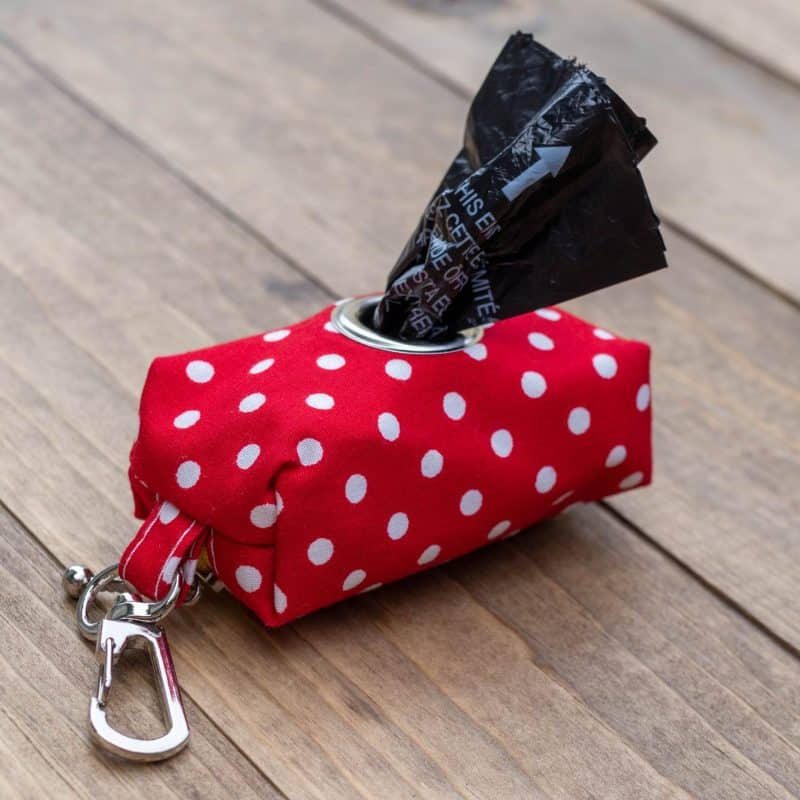 Theme Park Inspired Poop Bag Holder