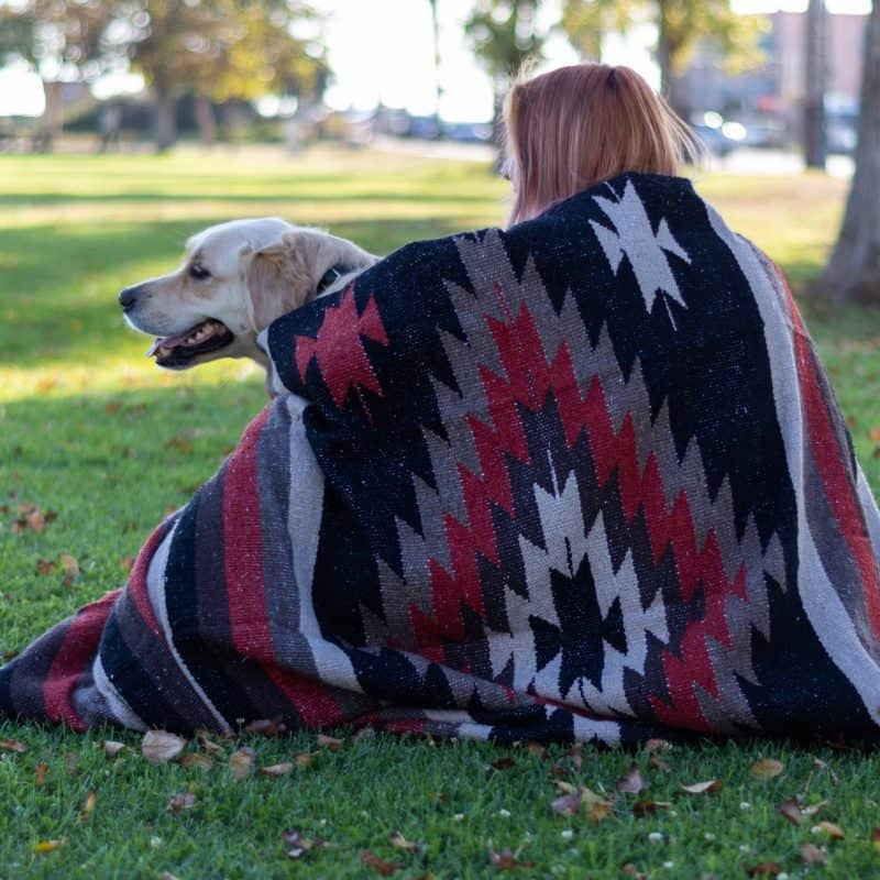 Zion Aztec Blanket