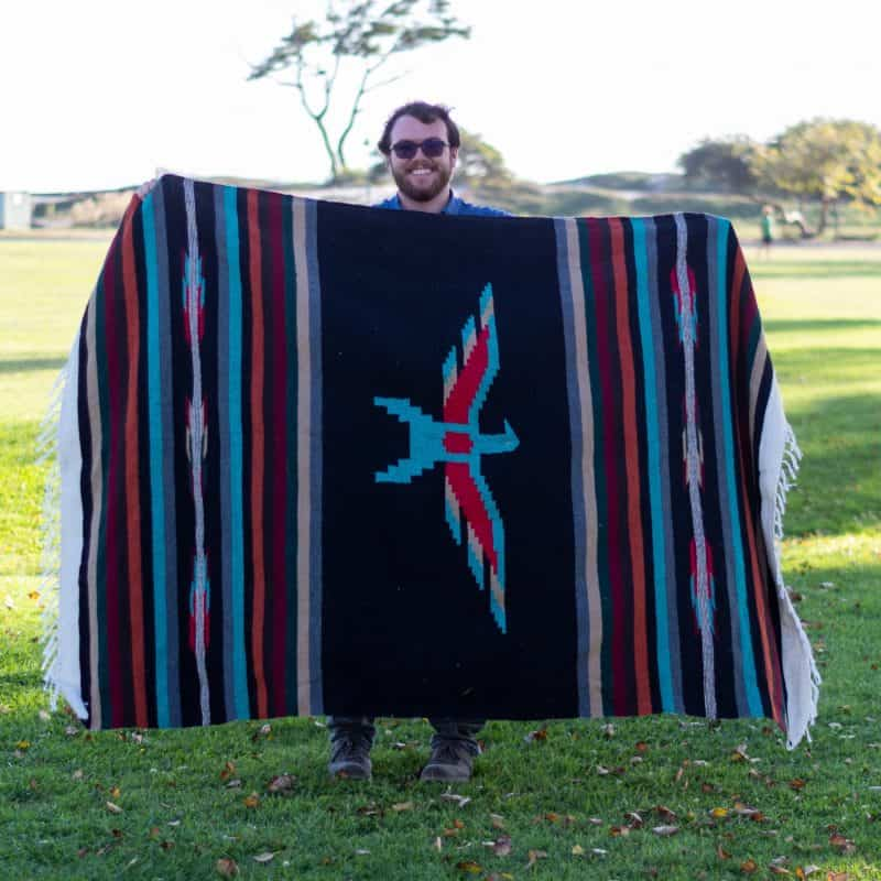 Quetzal Blanket