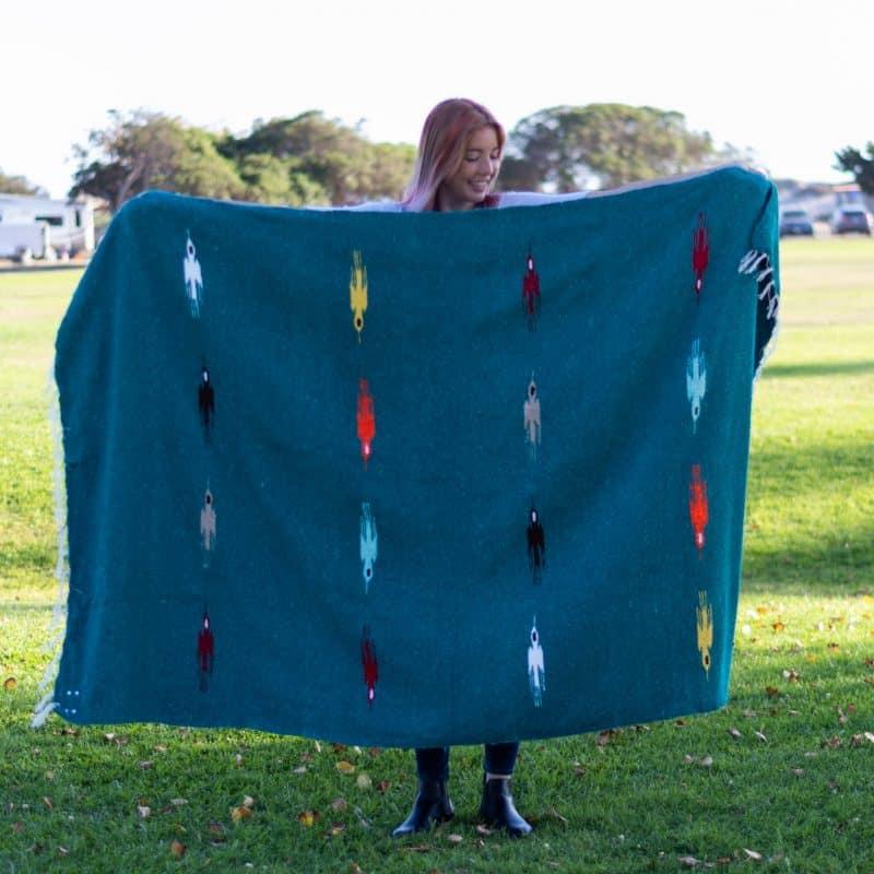 Paradise Taneger Blanket