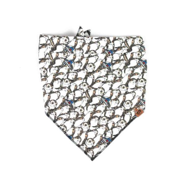 Porg and R2d2 star wars dog bandana