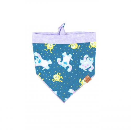 Monster's Inc. Sully and Mike Dog Bandana